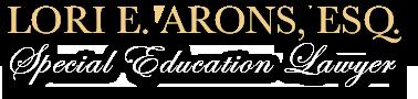 Lori E Arons Logo